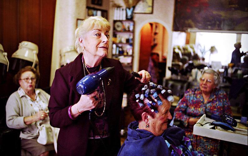 coiffure pour Dames (c) Fabrice Guyot