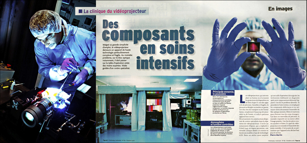 presse informatique (c) Fabrice Guyot